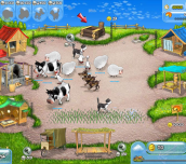 Free game - Farm Frenzy 1