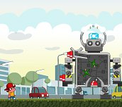 Free game - Big Evil Robots