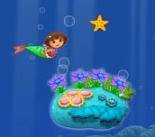 Free game - Dora Mermaid Adventure