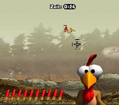 Free game - Moorhuhn
