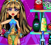 Free game - Monster High Love Potion