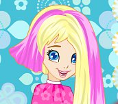 Free game - Polly Cool Hairstyle