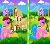 Free game - Pony Spot The Difference