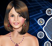 Free game - Selena Gomez Makeover