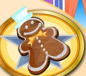 Free game - Gingerbread Decoration