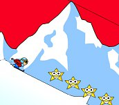 Free game - Agressive Alpine Skiing