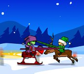 Free game - Knight Age Christmas