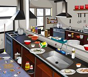 Free game - Fast Food Kitchen