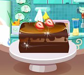Free game - Double Laywred Chocolate Cake