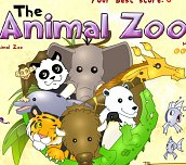 Free game - The Animal Zoo