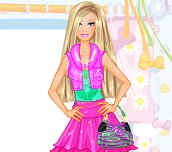 Free game - Barbie Room Dress Up