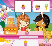 Free game - The ice cream Parlour