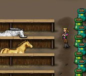 Free game - Feed Horses