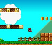 Free game - Mario Forever Flash