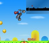 Free game - Super Mario Moto