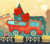 Free game - Pizza Truck
