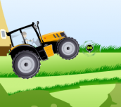 Free game - Ben 10 Tractor