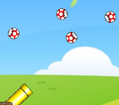 Free game - Mushroom Cannon 2