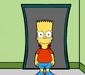 Free game - Bart Simpson Saw