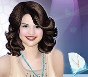 Free game - Selena Gomez Make Up