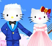 Free game - Hello Kitty Romance