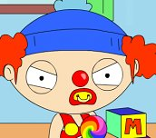 Free game - Dress Up Stewie