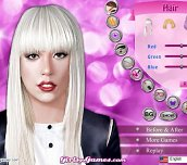 Free game - Lady Gaga Make Up