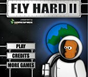 Free game - Fly Hard 2
