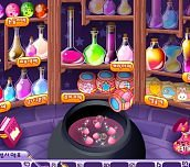 Free game - Sue little witch