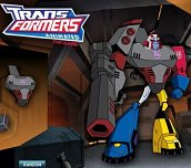 Free game - Transformes Animated