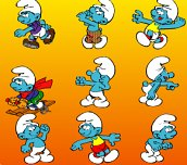 Free game - Smurfs and sport