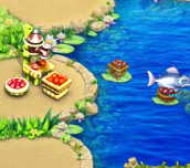 Free game - Farm Frenzy Gone Fishing