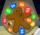 Free game - Gingerbread Circus 2