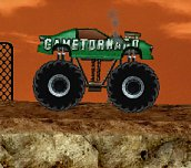 Free game - Monster Truck Demolisher