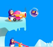 Free game - Flying penguins