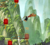 Free game - Kung Fu Panda: Tigress Jump