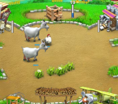 Free game - Farm Frenzy 3 Pizza Party