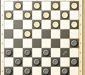 Free game - Checkers