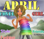 Free game - April Cover Girl