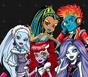 Free game - Monster High Coloring 2